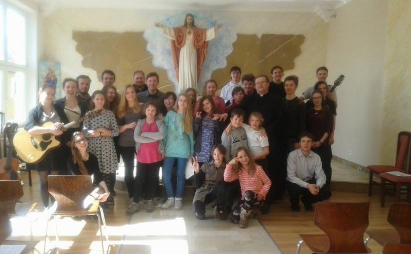 Oaza Modlitwy kwiecień 2015