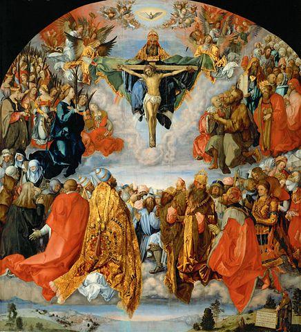 Trójcy Przenajświętszej-Uroczystość